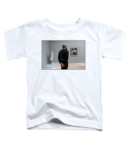At The Whitney  Toddler T-Shirt