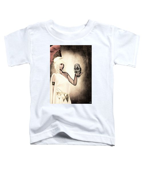 Athena Toddler T-Shirt