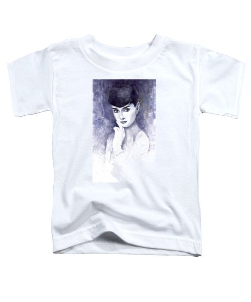 Audrey Hepburn  Toddler T-Shirt