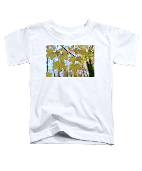 Autumn Beauty Toddler T-Shirt