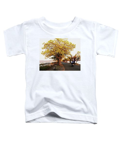 Autumn Causeway Toddler T-Shirt