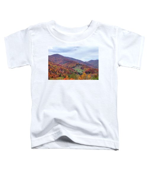 Autumn Farm Toddler T-Shirt