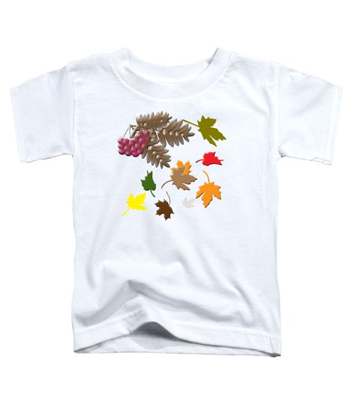 Autumn Toddler T-Shirt