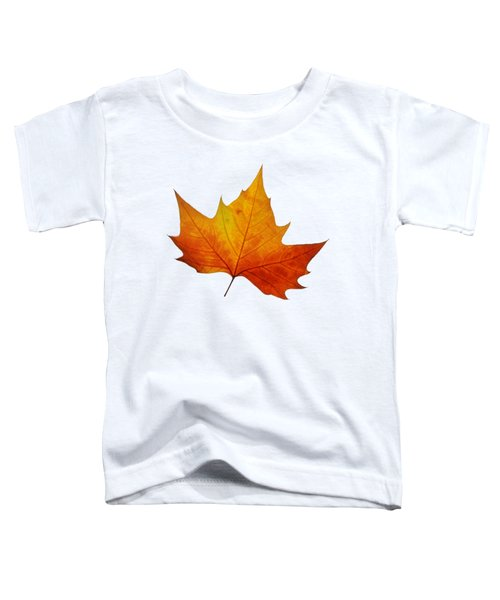 Autumn Leaf 1 Toddler T-Shirt