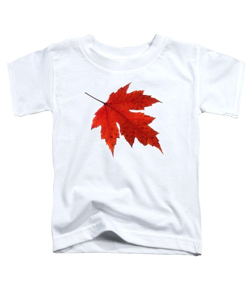 Autumn Leaf 2 Toddler T-Shirt