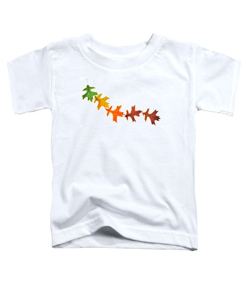 Autumn Leaves 1 Toddler T-Shirt