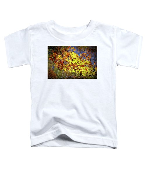 Autumn Light Toddler T-Shirt by Tatsuya Atarashi