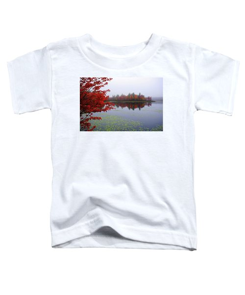 Autumn On The Bellamy Toddler T-Shirt
