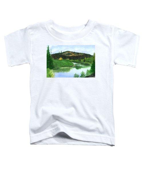 Autumn Transition Toddler T-Shirt