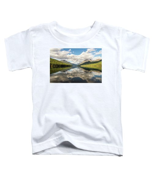 Avenue To The Mountains Toddler T-Shirt