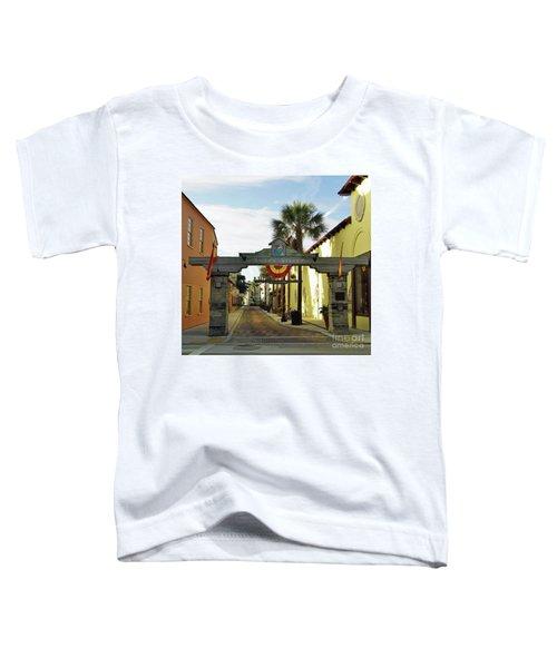 Aviles Street Toddler T-Shirt