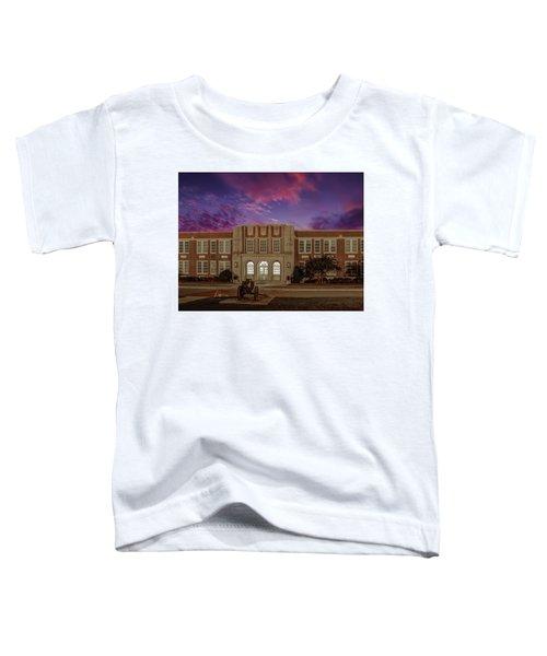 B C H S At Dusk Toddler T-Shirt
