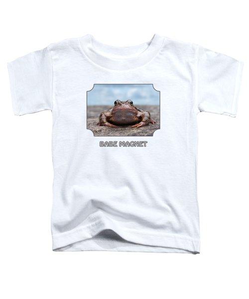 Babe Magnet - Blues Toddler T-Shirt