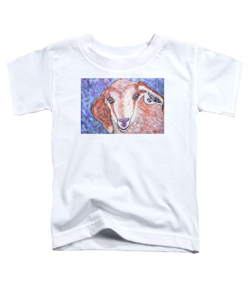 Baby Goat Toddler T-Shirt