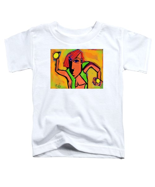Ball Man Toddler T-Shirt