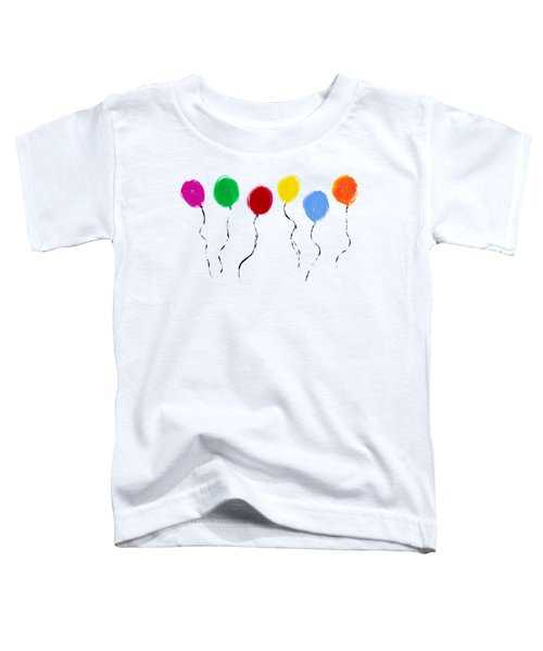 Balloons  Toddler T-Shirt