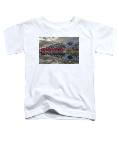 Ballstad, Lofoten - Norway Toddler T-Shirt