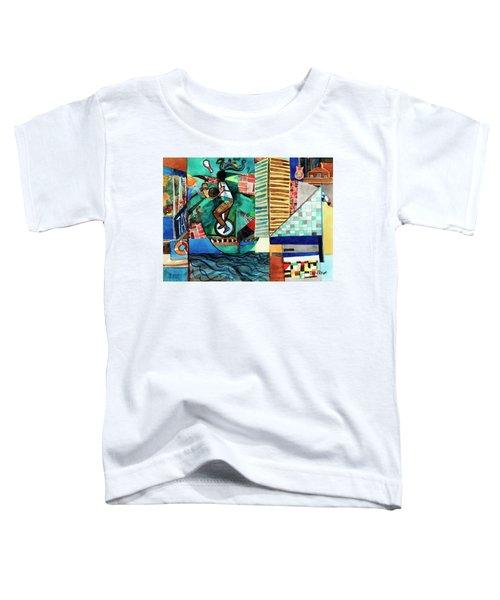 Baltimore Inner Harbor Street Performer Toddler T-Shirt