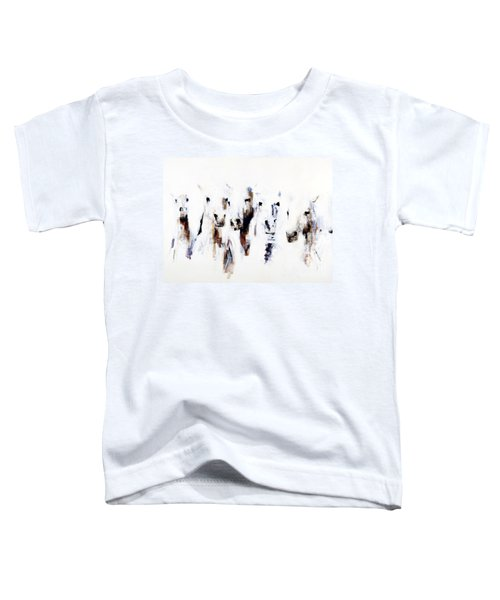 Band On The Run Toddler T-Shirt