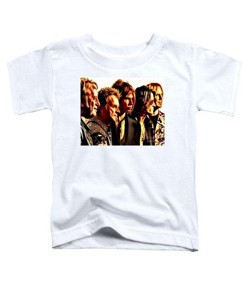 Band Who Toddler T-Shirt