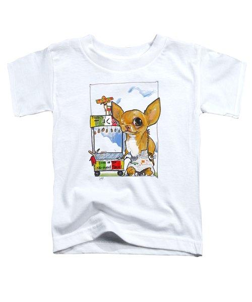 Bandito's Tacos Toddler T-Shirt