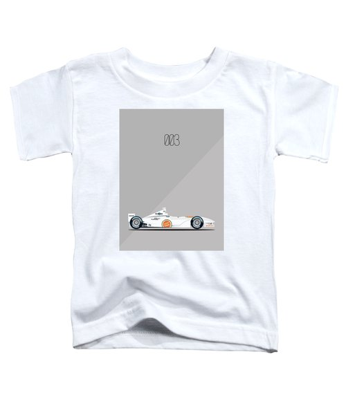 Bar Honda 003 F1 Poster Toddler T-Shirt