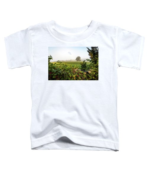 Misty Meadow Toddler T-Shirt