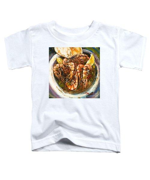 Barbequed Shrimp Toddler T-Shirt