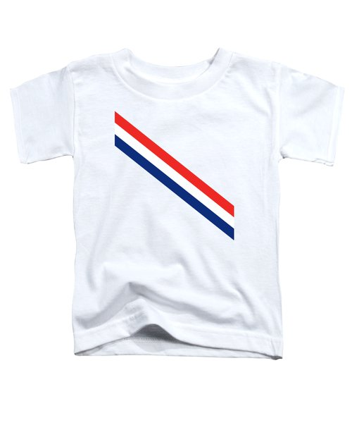 Barber Stripes Toddler T-Shirt