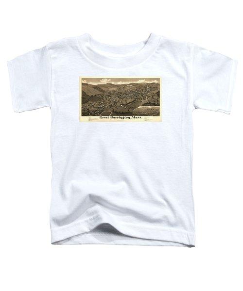 Barrington, Mass. Toddler T-Shirt