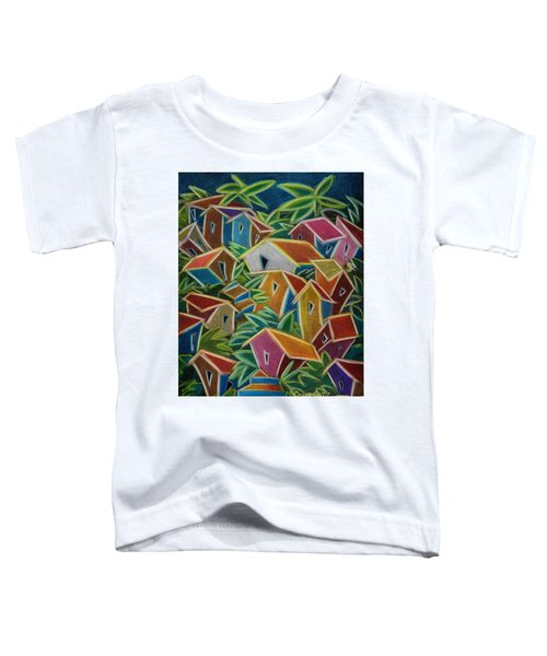 Barrio Lindo Toddler T-Shirt
