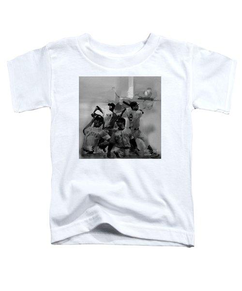 Base Ball Players Toddler T-Shirt