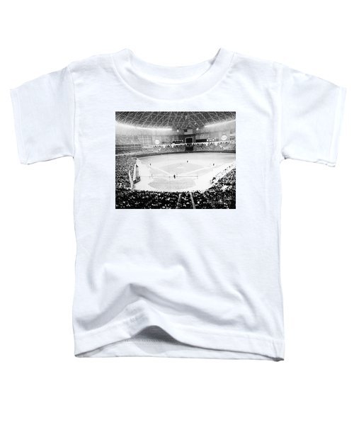 Baseball: Astrodome, 1965 Toddler T-Shirt