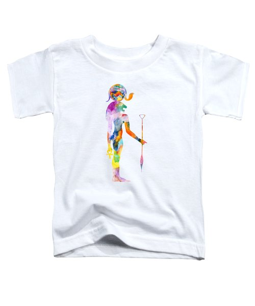 Bastet- God Of Ancient Egypt Toddler T-Shirt