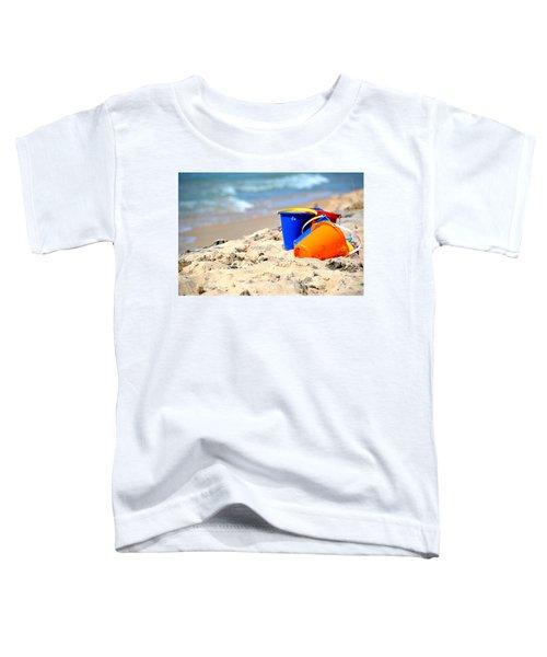 Beach Buckets Toddler T-Shirt