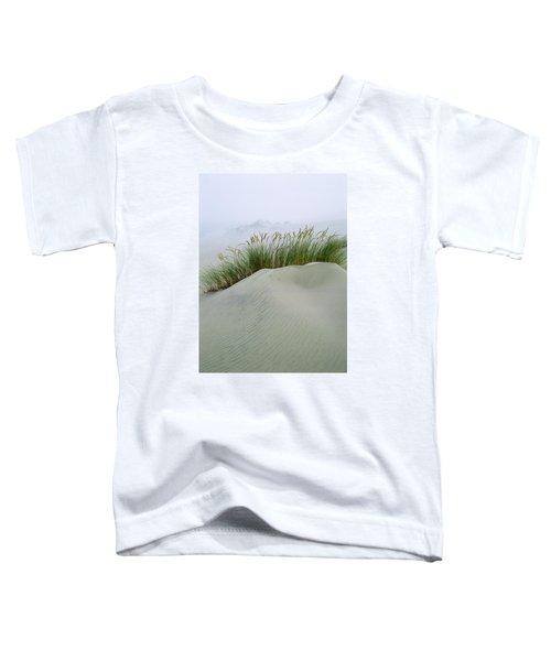 Beach Grass And Dunes Toddler T-Shirt