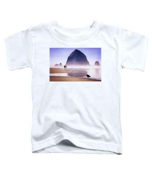 Beach Walk Toddler T-Shirt