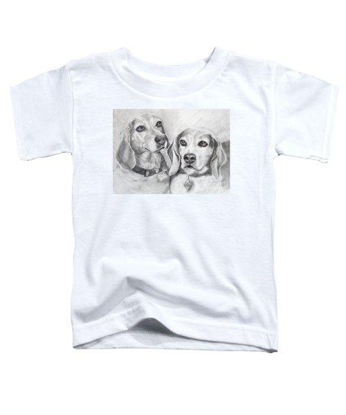 Beagle Boys Toddler T-Shirt