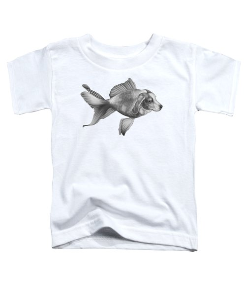 Beaglefish Toddler T-Shirt