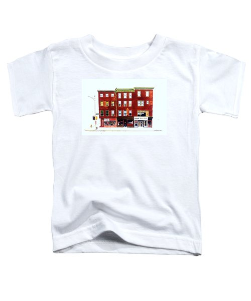 Bean Pies Toddler T-Shirt