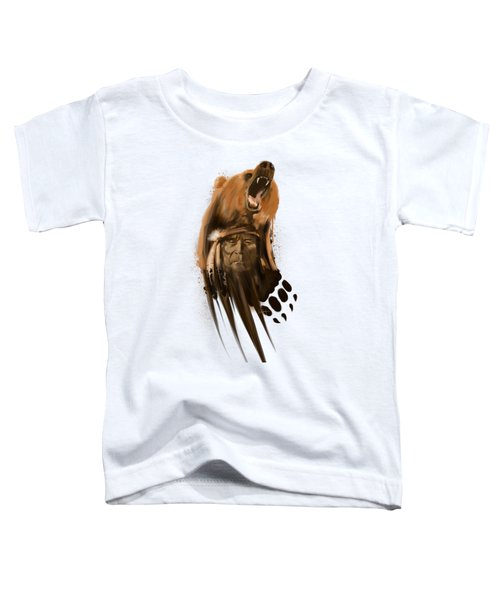 Bear Spirit  Toddler T-Shirt