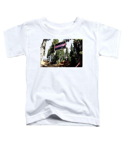 Bearclaw Sponsorship Toddler T-Shirt