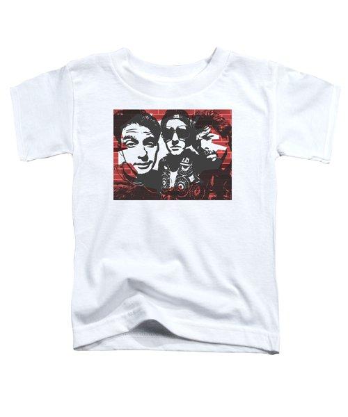 Beastie Boys Graffiti Tribute Toddler T-Shirt