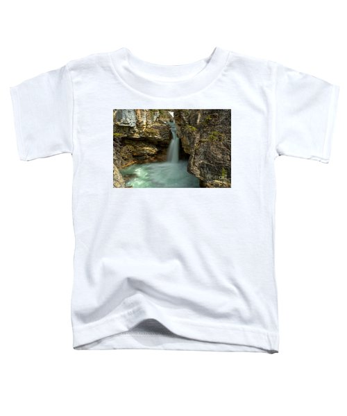 Beauty Creek Canyon Falls Toddler T-Shirt