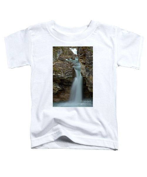 Beauty Creek Streams Od Blue Toddler T-Shirt