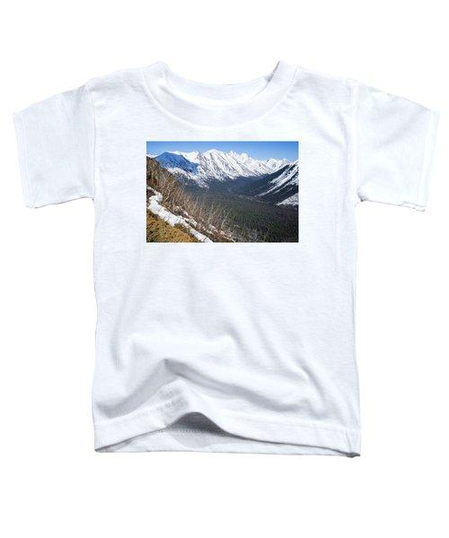 Beckoning Valley Toddler T-Shirt