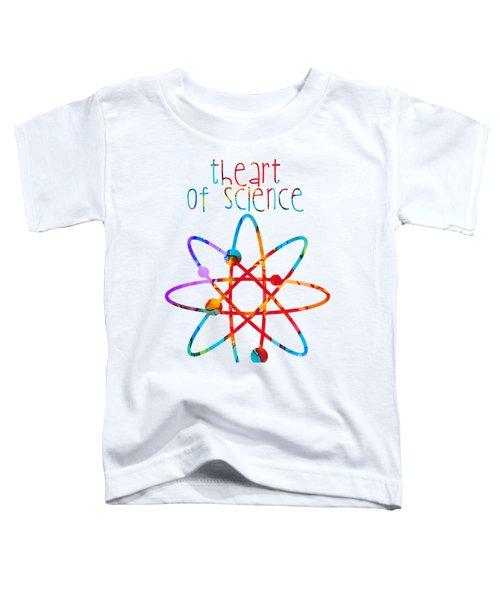 Beginnings Abstract Toddler T-Shirt