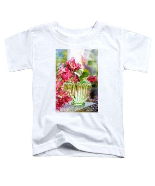 Begonia Art Toddler T-Shirt