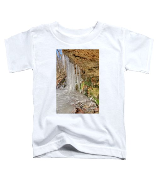 Behind The Ice Toddler T-Shirt