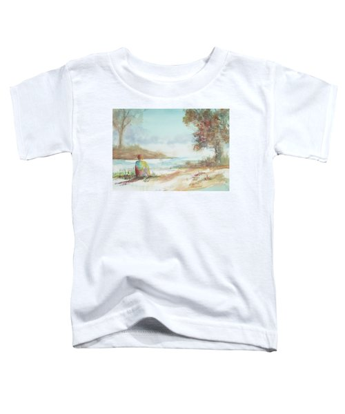 Being Here Toddler T-Shirt